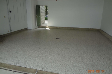 Residential - Basement Flooring