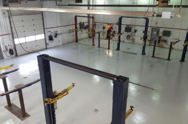 Industrial - Garage Floor