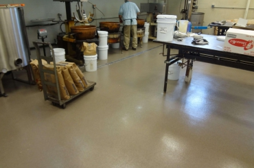 Commercial - Bakery Floor