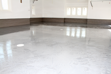 Residential - Garage Floor