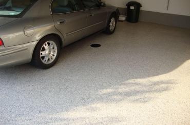 Residential - Garage Flooring