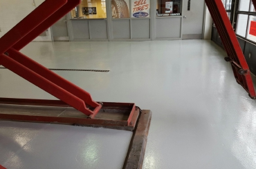 Industrial - Flooring